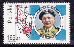 Pologne 1989 N° Y&T :   3019 ** - 1944-.... République