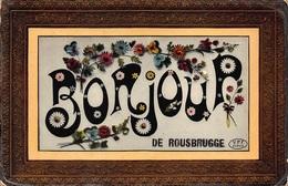 Bonjour De Rousbrugge Roesbrugge Poperinge     I 1463 - Poperinge