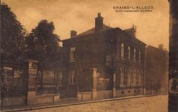 Braine-l'Alleud  Ecole Communale Des Filles    Nijvel Nivel      I 1464 - Nivelles