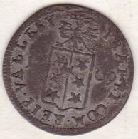 Canton Valais / Wallis. Évêché Sion /Sitten .1 Batzen 1709. KM# 27 - Suisse