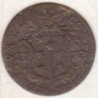 Canton Valais / Wallis. Évêché Sion /Sitten .1 Batzen 1777. KM# 35 - Suisse