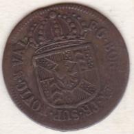 Principauté De Neuchâtel / Neuenburg .  1/2 Batzen 1789 . KM# 47 - Schweiz