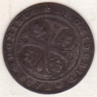 Canton De Berne /  Bern. 1/2 Batzen 1772 . RARE. KM# 91 - Schweiz