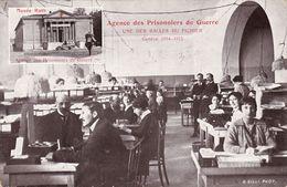 Geneve - Agence Des Prisonniers De Guerre - Une Des Salles Du Fichier - GE Geneva