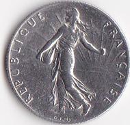 Pièce De 50 Centimes Semeuse 1915 - France