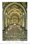 Malte - La Vallette - Cathédrale Saint Jean - MJ Publications - Nº MJ 116 - 2358 - Malta