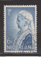 NVPH Nederland Netherlands Pays Bas Niederlande Holanda 269 Used ; SUPER AANBIEDING SPECIAL OFFER Koningin Emma - 1891-1948 (Wilhelmine)
