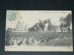 LES MATHES LA PALMYRE / ARDT ROYAN   1903   (OUEST)  LE GRAND LOGIS      CIRC  EDIT - Les Mathes