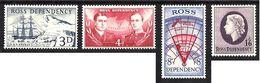 ROSS 1957 N° 1 à 4 * * Neufs Lot - 2141 - Neufs