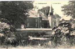 CPA N°13036 - CHATEAUNEUF - LA BASSE MOTTE - Dijon