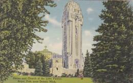 Michigan Shrine and Church Of The Little Flower Royal Oak Near D