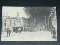 SAINTES    1910    AVENUE GAMBETTA   CIRC  EDIT - Saintes