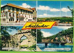 MÜHLACKER - Hotel - Gasthof SCHARFES ECK Bes. Hans Frommherz Küchenchef - Mühlacker