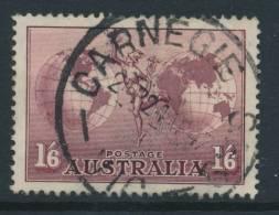 VICTORIA, Postmark ´CARNEGIE´ - Gebraucht