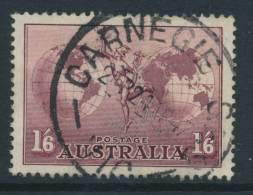 VICTORIA, Postmark ´CARNEGIE´ - 1850-1912 Victoria