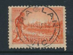 VICTORIA, Postmark ´RAGLAN´ - Used Stamps