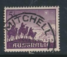 VICTORIA, Postmark ´MITCHELL´ - 1850-1912 Victoria