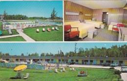 Michigan Mackinaw City Bel Aire Motel