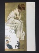 Art Nouveau - Raphael Kirchner - Marionettes - Kirchner, Raphael