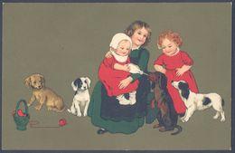 "Meissner & Buch Serie 1953 ""Frohe Kinderschar"" - Flatscher - Illustratori & Fotografie"