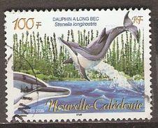 NOUVELLE  CALEDONIE     -    2005 .  Y&T N° 943 Oblitéré .   Dauphin à Long Bec. - Nueva Caledonia