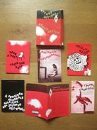 "ETTORE SOTTSASS "" EROTIK DESIGN "" COFANETTO STAMPA ALTERNATIVA - RARISSIMO - - Livres, BD, Revues"