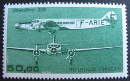 LOT 1198 - 1987 - POSTE AERIENNE - N°60 NEUF ** - Poste Aérienne