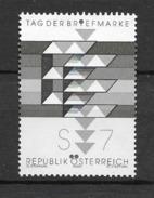 2000  MNH Austria, BLACK PRINT - 1945-.... 2ème République