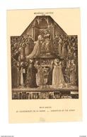 Beato Angelico - Le Couronnement De La Vierge - 3415 - Peintures & Tableaux