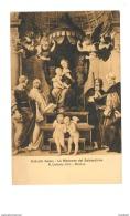 Raffaello Sanzio - La Madonna Del Baldacchino - R. Galleria Pitti - Firenze - 3447 - Peintures & Tableaux