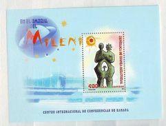 Equatorial Guinea - 2002 New Millennium - Minisheet - Mint ** - Equatorial Guinea