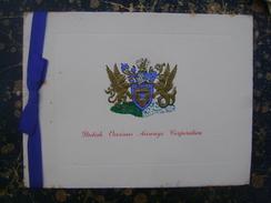 British Overseas Airways Corporation  (3802) - Ver. Königreich