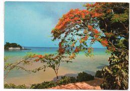 MADAGASCAR - COTE EST - ILE SAINTE-MARIE / THEMATIC STAMPS-TELEGRAPH - Madagascar