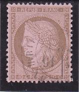 """""""Cérès""""  N° 58 Oblitéré.-  Voir Verso & Descriptif - - 1871-1875 Cérès"""