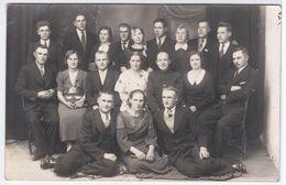 Lithuania Lietuva Mariampol Marijampole, I. Fridbergo Fotogafija - Lithuania