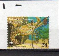 ALDERNEY 1993 Marine Life 24p Used - Alderney