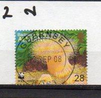 ALDERNEY 1993 Marine Life 28p Used - Alderney