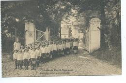 Cortil Noirmont Colonie Le Départ Pour La Promenade - Chastre