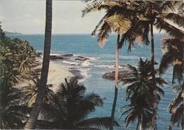 POSTCARD AFRICA - SÃO TOMÉ AND PRINCIPE - NORTE - PONTA DE DIOGO VAZ - Sao Tome And Principe