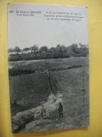 B13 476 - CPA 1916  - 62 N-D DE LORETTE - TRANCHEE PRISE A LA BAIONETTE PAR UN DE NOS REGIMENTS DE LIGNE - ANIMATION - Autres Communes