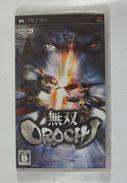 PSP Japanese : Musou Orochi ULJM-05314 - Sony PlayStation