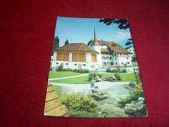 SUISSE ° STANS NW ROSENBURG ODER HOFLI DAS STANSER RATHAUS AUS DER ZEIT UM 1600 LE 30 07 1985 - Switzerland