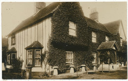 Unidentified Large, Ivy-covered House - England