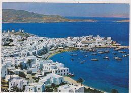 GRECE,GREECE,GRECIA,GRIECHENLAND,MYKONOS,MYCONOS,ILE DU NORD DES CYCLADES GRECQUES,mer égée - Grèce