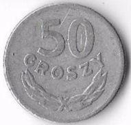 Poland 1965 50 Groszy [C762/2D] - Poland