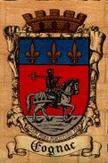 BARRE DAYEZ...COGNAC  (BLASON)..1318 S  ..CPSM GRAND FORMAT - Barday