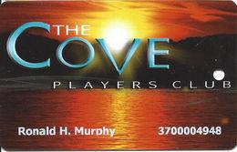 Creek Nation Casino - Eufaula, OK - Slot Card - Casino Cards