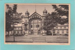 Old Postcard Of Badehaus,Bad Nauheim, Hesse, Germany,V30. - Bad Nauheim