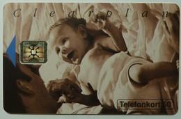 Sweden - SI4 Chip - Clearplan  - 60102/034 - 11.92 - 3000ex - Mint - Sweden
