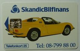 Sweden - SI5 Chip - SkandicBilfinans - 60105/018 - 05.93 - 3000ex - Mint - Sweden